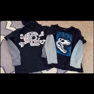 HUGE LOT of boys clothes size 4/5 to 5T